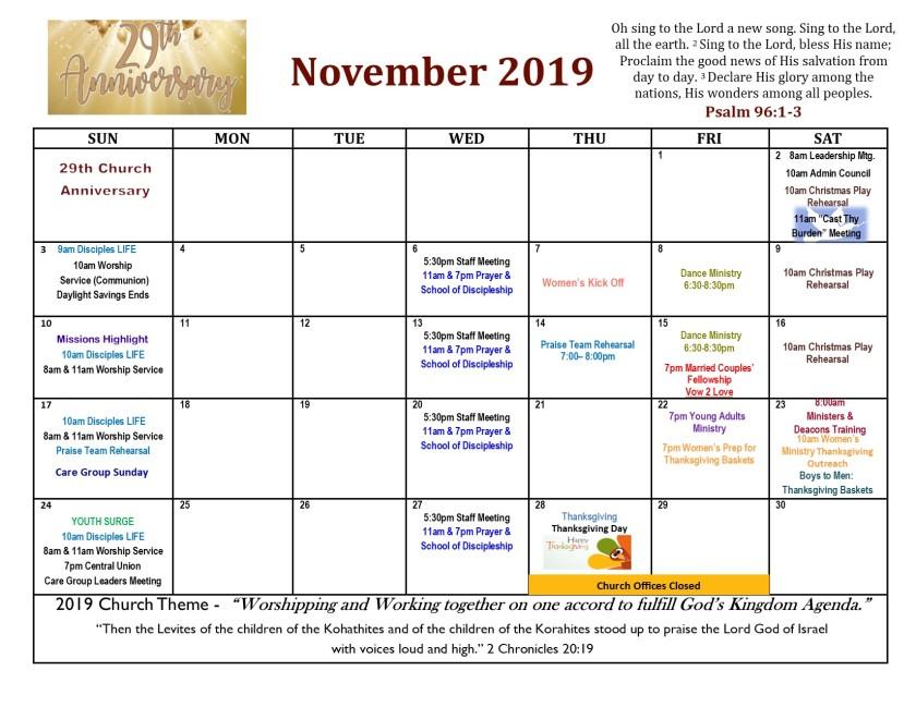 nsbfc 2019 calendar-november